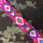 MELLY Collars Cherokee Pink 1.5 - 1
