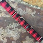 MELLY Collars Lumberjack Red 1.0-1